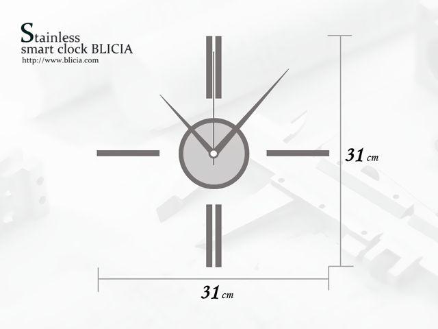 BLICIA ST5 取り付け サイズ
