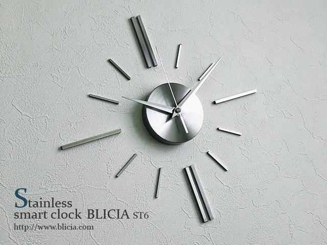 壁掛け 時計 おしゃれ BLICIA ST6画像