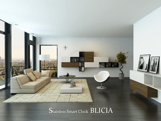 Stainless Smart Clock BLICIA ST6 取付実例